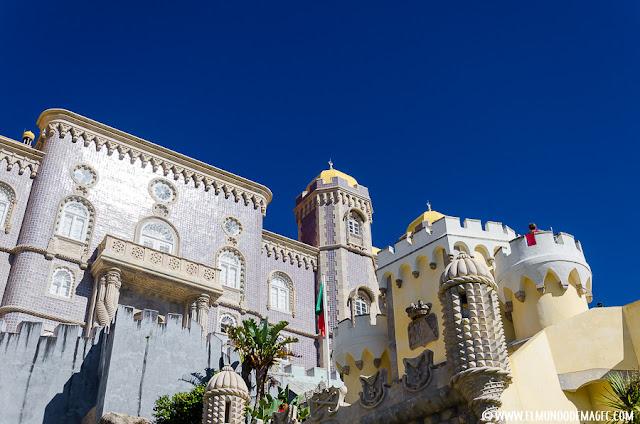 Qué ver en Sintra. Visita de un día. El Palacio da Pena