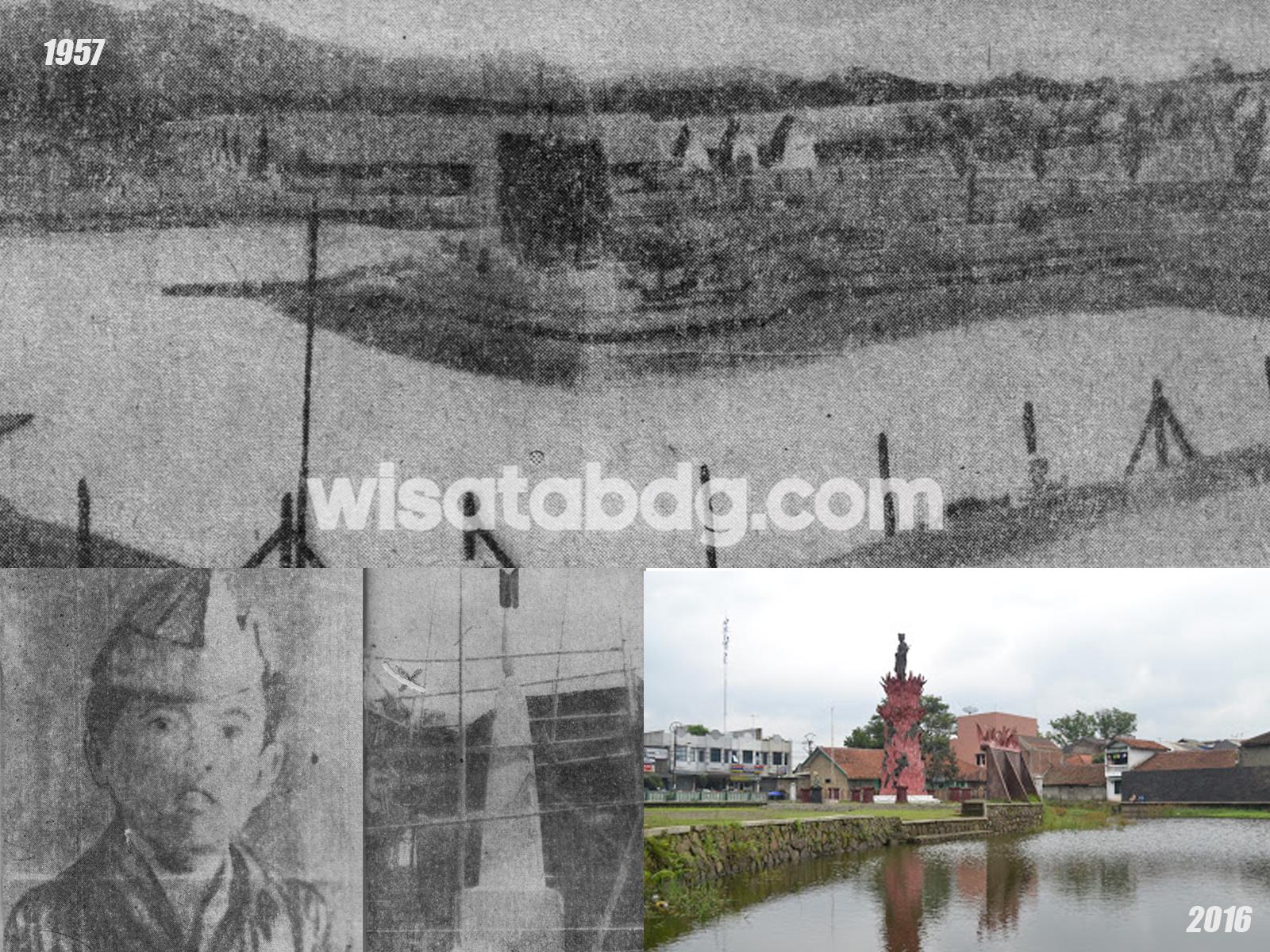 Sejarah Pembangunan Tugu Pahlawan Toha Dayeuhkolot Kabupaten Bandung