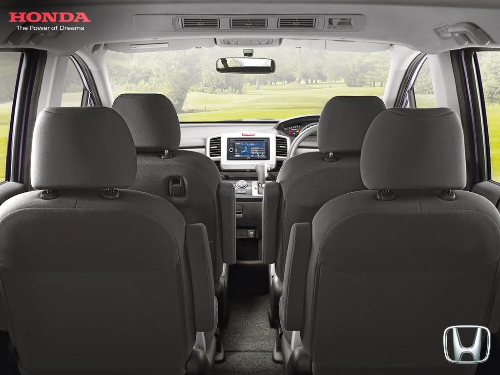 interior dashboard honda freed