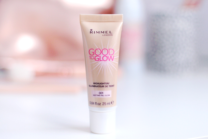 Rimmel London Good To Glow Highlighter review