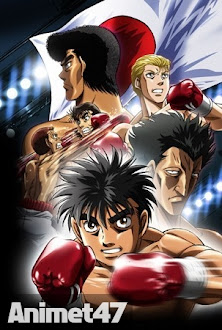 Hajime No Ippo SS3: Rising - Fighting Spirit: Rising 2013 Poster