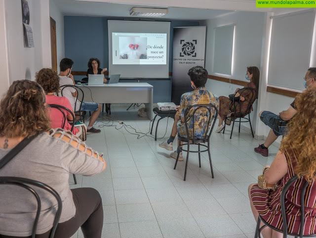 Crónica del encuentro fotográfico con Rocío Eslava en Breña Baja