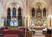 Before and After: St. Joseph's Church in Shanghai, China