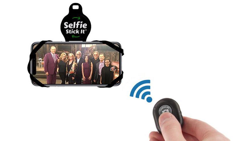 Selfie Stick-It для тех, кто не любит селфи-палки