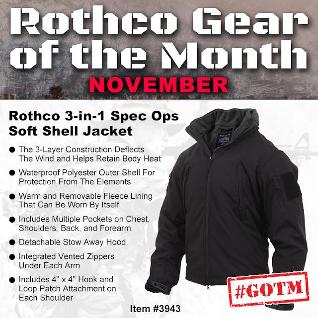 Rothco s New #GOTM