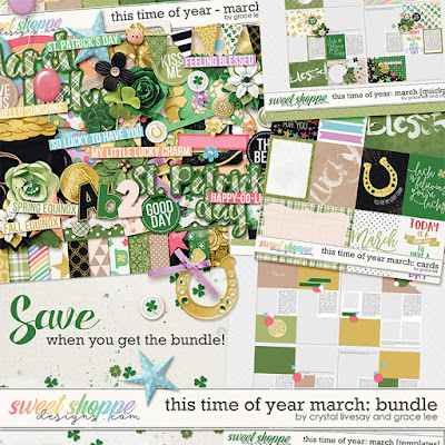 This Time of Year March: Bundle