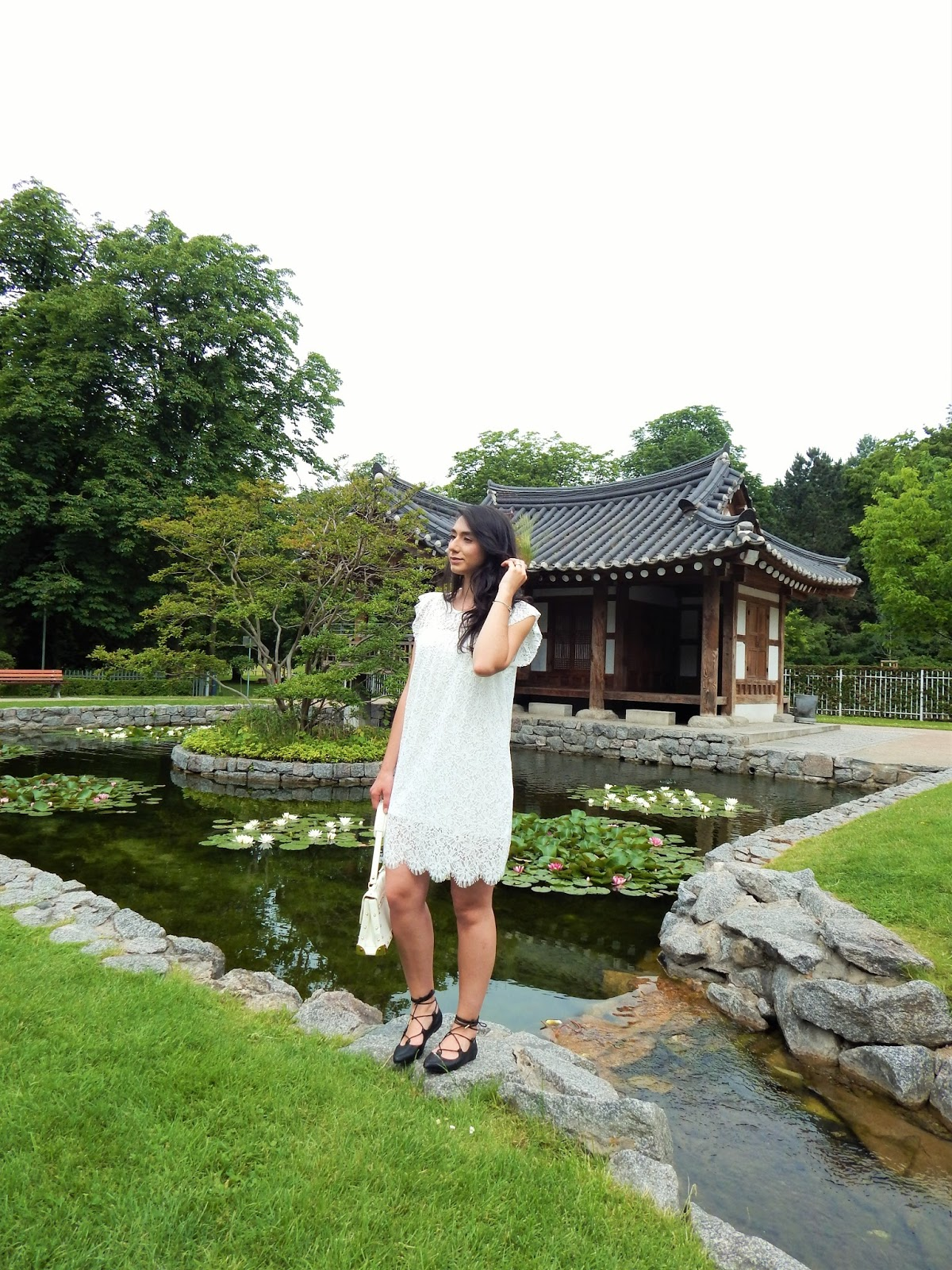 TRAVEL GUIDE: KOREAN GARDEN, FRANKFURT, GERMANY