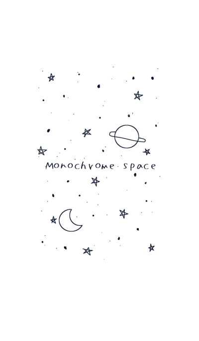 Monochrome Space!