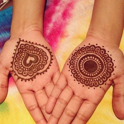 Different Mehndi Designs