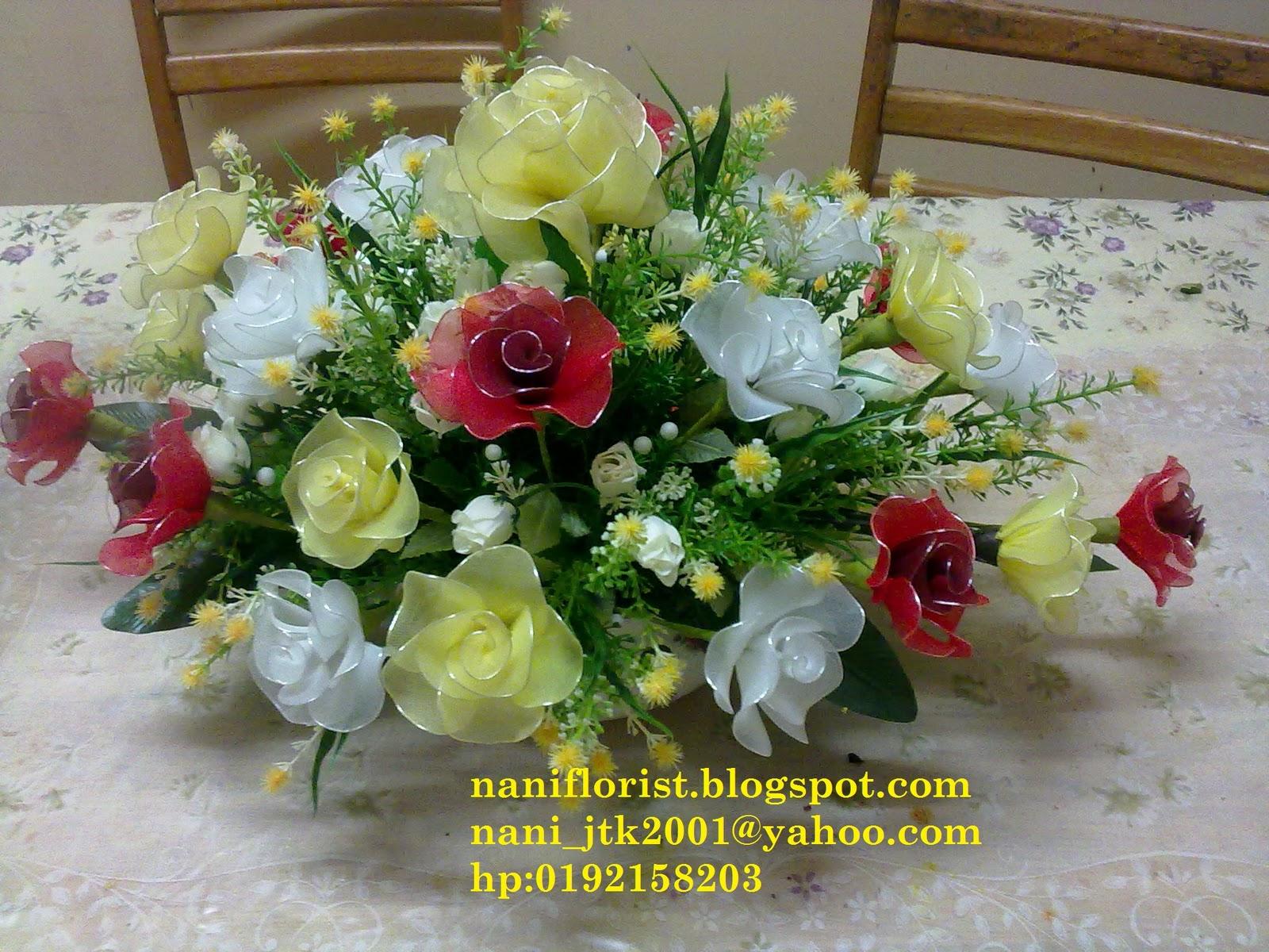 Hiasan Bunga Di Ruang Tamu Gambar Source Abuse Report