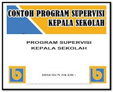 Program Supervisi Kepala Sekolah SD 2017