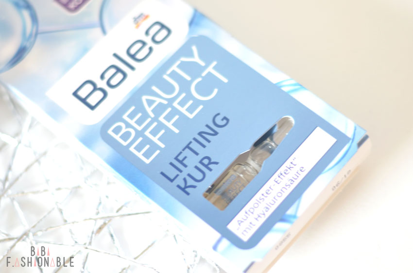 Balea Beauty Effect Lifting Kur nah