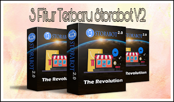 3 Fitur Terbaru Storabot V2