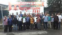 Sembilan Parpol Pengusung Lutfi-Feri Gelar Rapat Konsolidasi, H. Syafriansar Terpilih Jadi Ketua