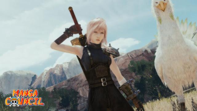 Lightning Returns Final Fantasy XIII Save Game a