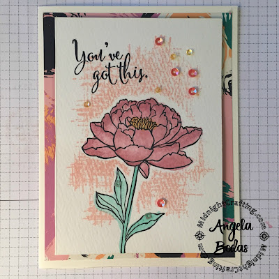 Youve Got This Stampin Up MidnightCrafting Playful Palette