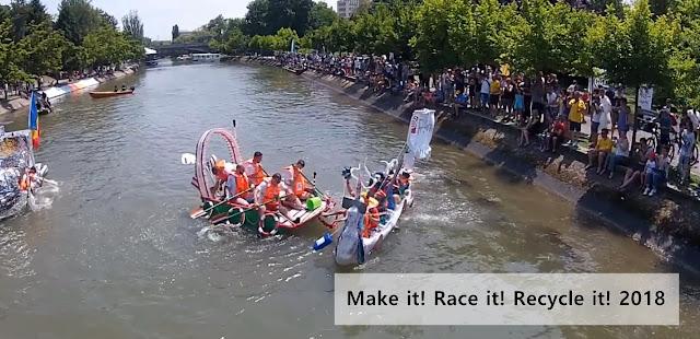 Make it! Race it! Recycle it! 2018: