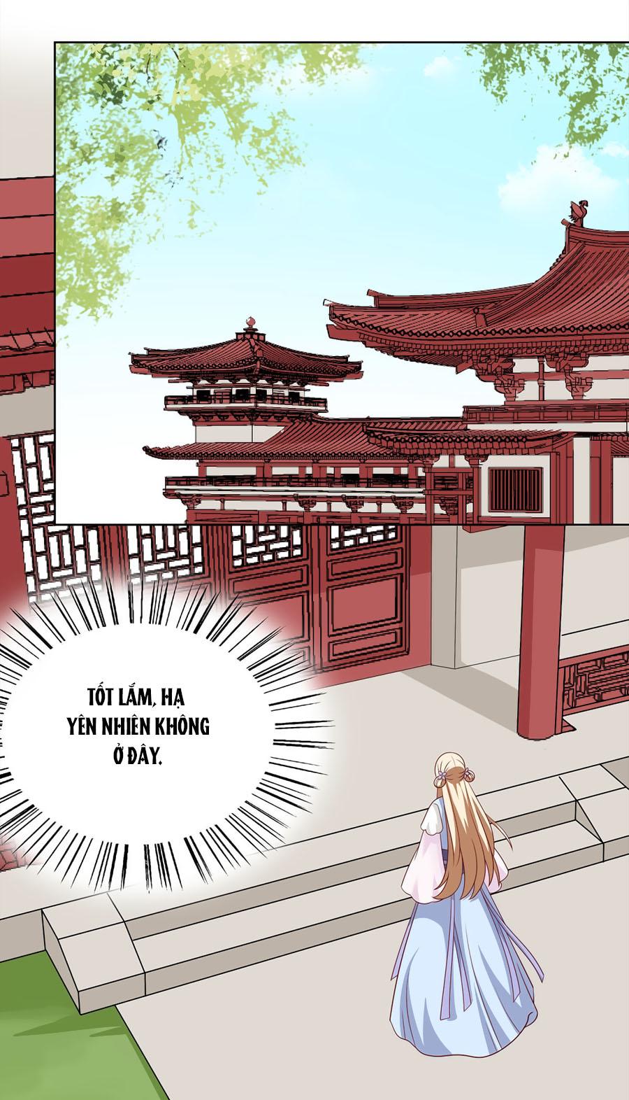 Kiêu Ngạo Vương Gia Chủng Điền Phi chap 88 - Trang 8