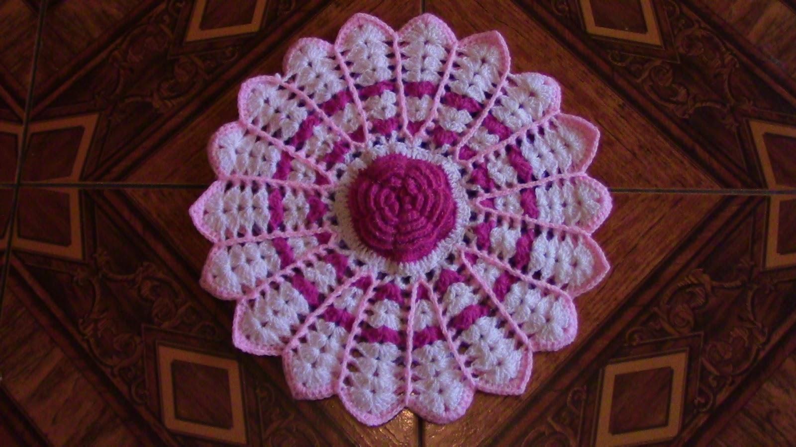 Tejidos olga huaman tapetes tejidos a crochet para sillas y muebles tejidos olga huaman - Tejidos para tapizar sillas ...