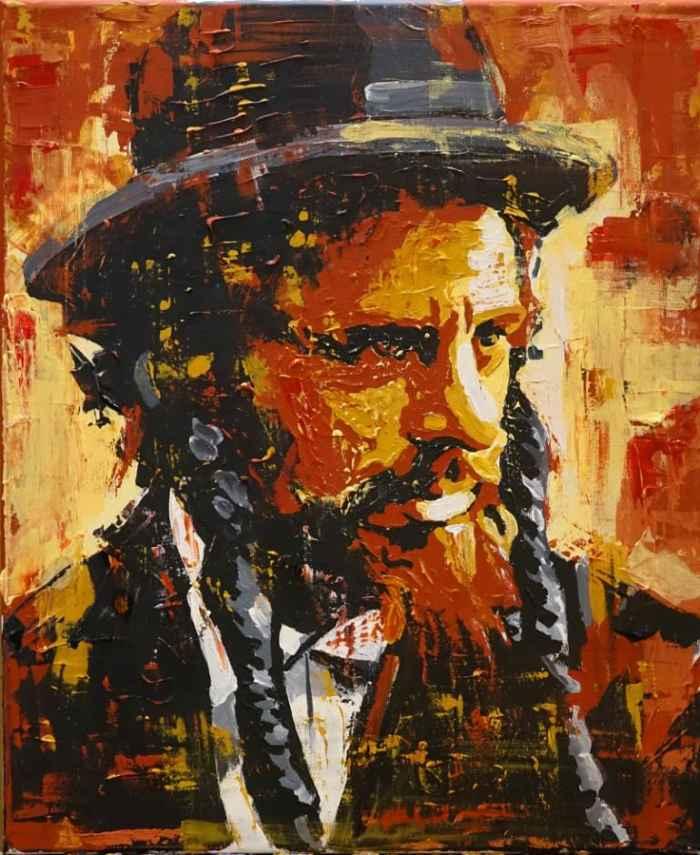 Польский художник. Wojciech Babski