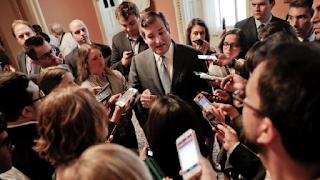 Cruz: Amendment to Senate health bill would lower premiums, giving GOP a 'big win'