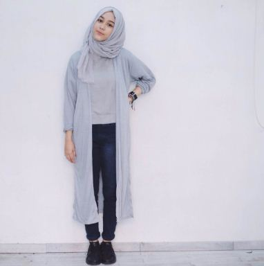 Style Hijab Fashion Remaja