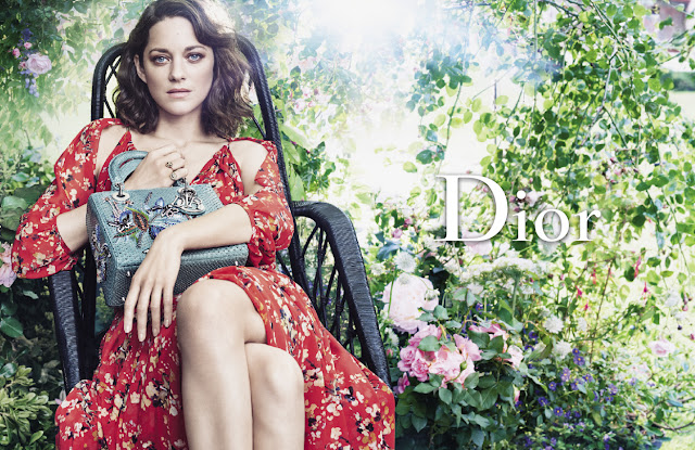 Video: Dior's Cruise 2017 Lady Dior Campaign Starring Marion Cotillard