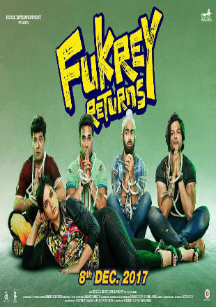 Fukrey Returns 2017 Full Hindi Hd Movie Download