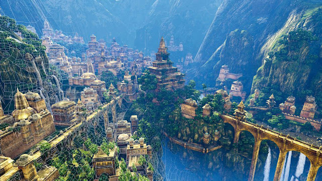 Gyanganj: A Mysterious Land of Immortals Gyanganj, Himalayas, Immortal, Interesting  Article, Shangri-La, Siddhashram, Shambhala,