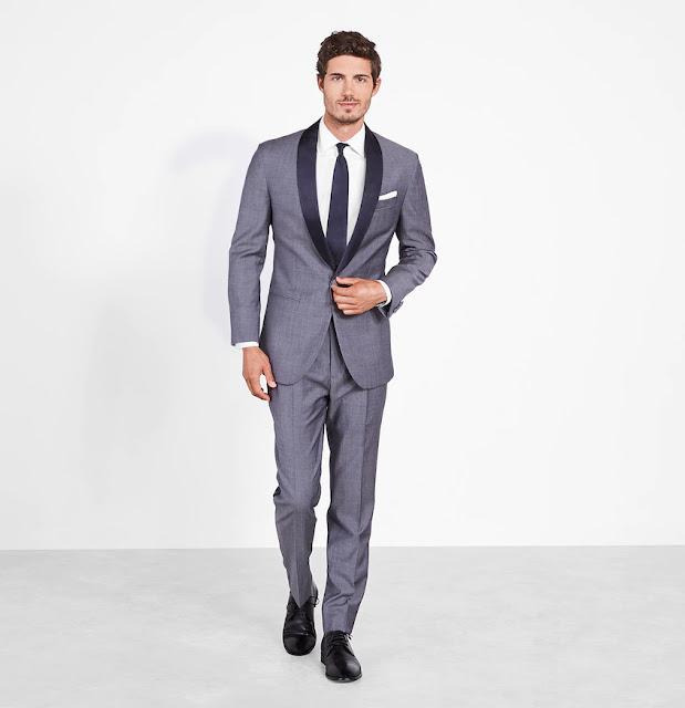 K'Mich Weddings - wedding plannning - suit idea = BLK Tux