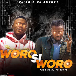 [HOT BANG] Dj Yk x Dj 4Kerty – Woro Si Woro