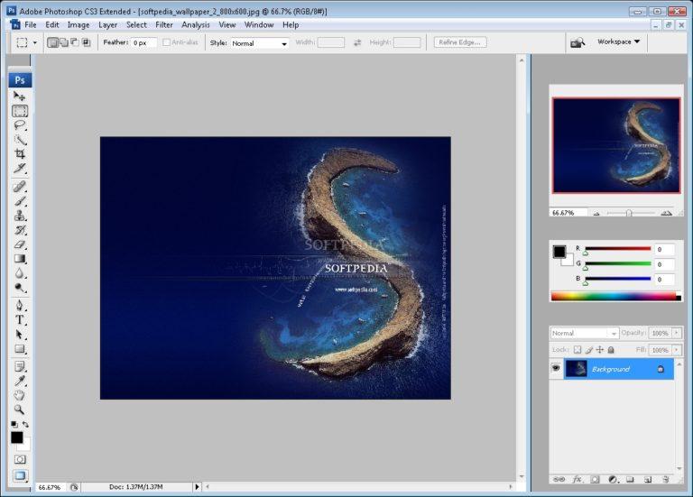 Download_Photoshop CS3_full_crack