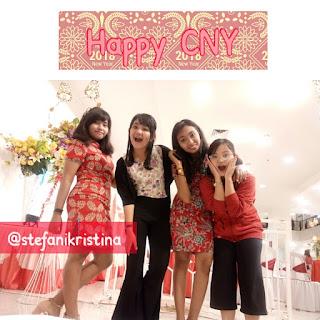 Berbeda-beda Tapi Tetap Satu Happy Chinese New Year!