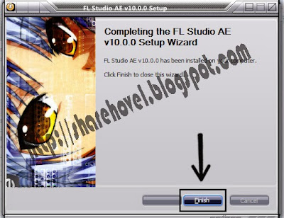 Step 2 Cara membuat FL Studio 10 Full Version Disertai Gambar by sharehovel