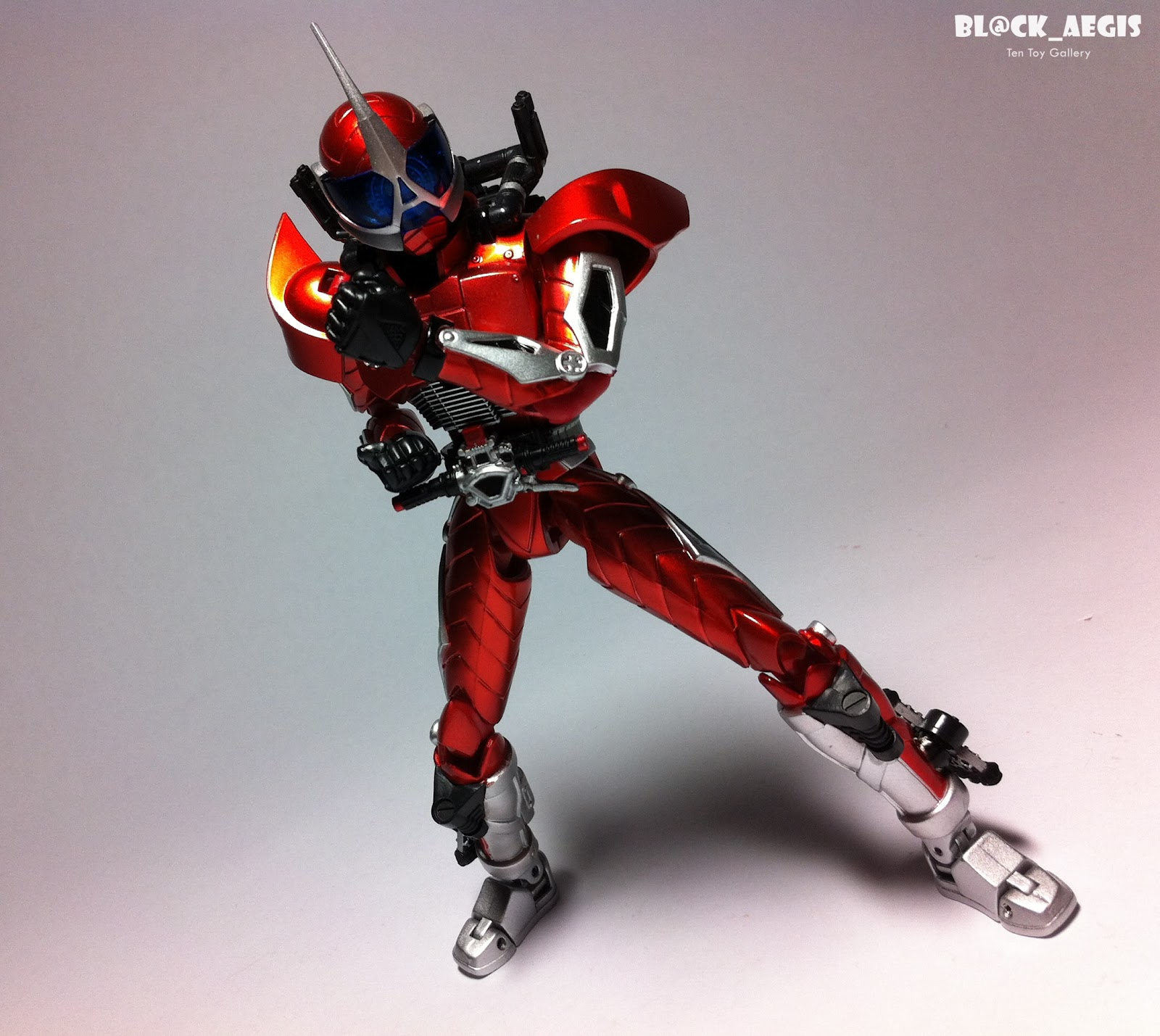 Kamen Rider Accel Trial - HOBBY CHAOS - Bruneian Otaku ...  Kamen Rider Accel