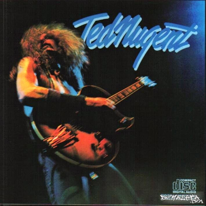 Ted Nugent. Stranglehold