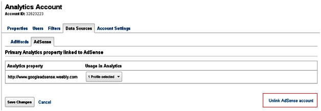 How to Link Google Analytics to Google AdSense?