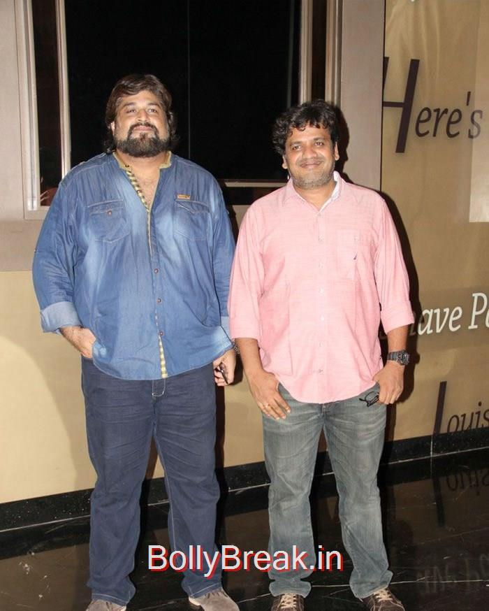 Khamosh, Harshvardhan Kulkarni, Celebs at 'Coffee Ani Barach Kahi' Premiere Photo Gallery