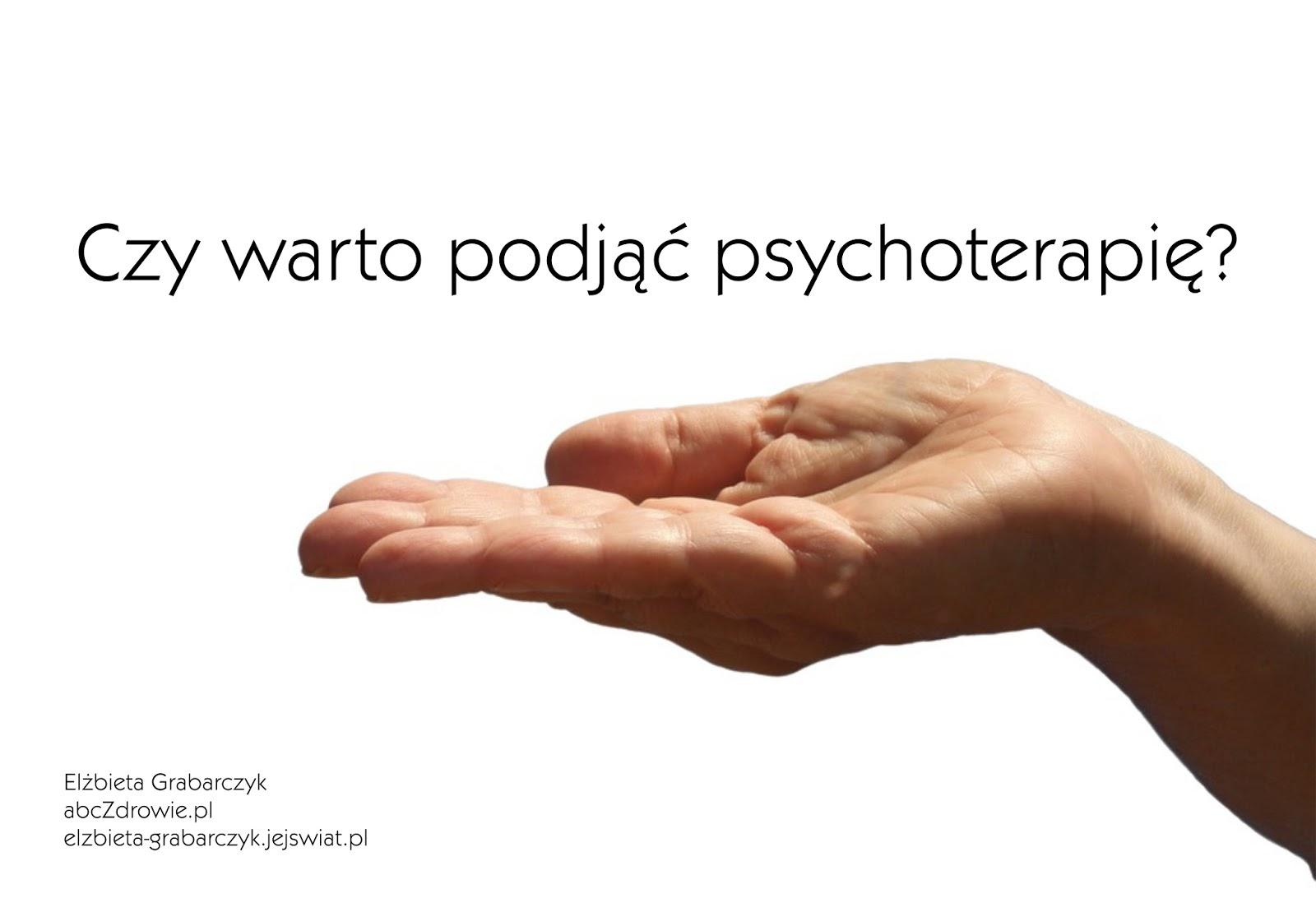 Czy warto podjąć psychoterapię? Najnowszy artykuł na portalu abcZdrowie.pl