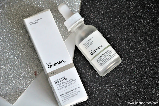 The Ordinary Hyaluronic Acid serum B5 review