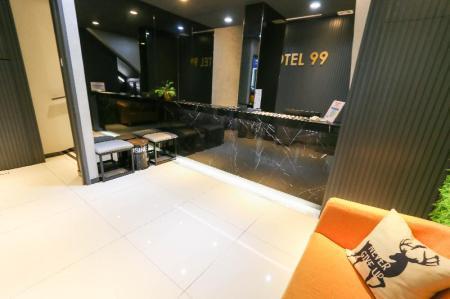 Hotel terbaik di kuala lumpur, hotel murah, hotel 99 sri petaling