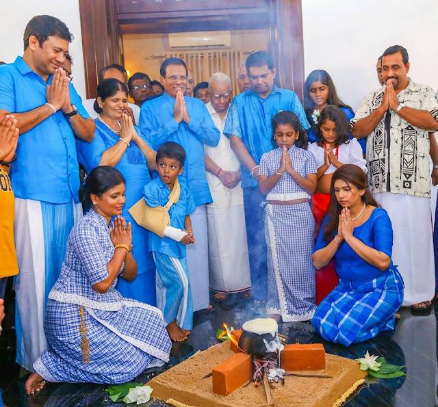 சம்பந்தன் விருந்தில்:மக்களோ வீதியில்…?