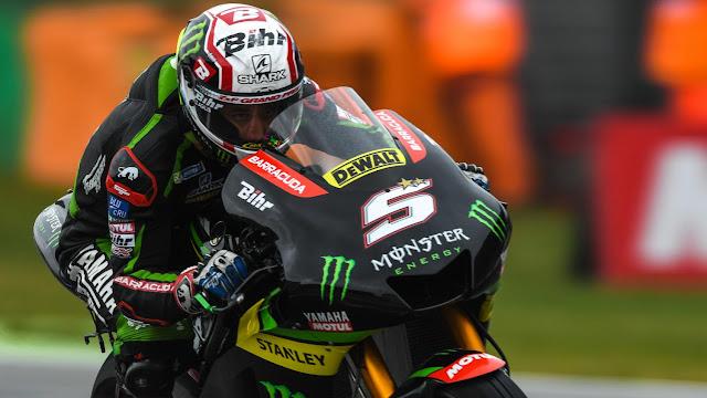 Hasil Kualifikasi motoGP Belanda 2017 | Start : #1 Zarco - #2 Marquez - #3 Petrucci