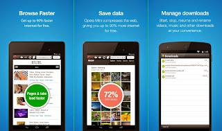Download Opera Mini Android Terbaru Gratis, Browser Internet Tercepat Android