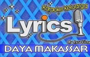 Lowongan Kerja Maintenance Lyrics Karaoke Keluarga Daya Makassar