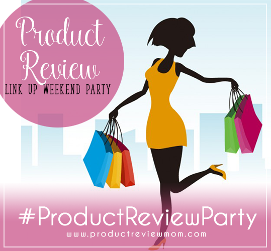 PRODUCT REVIEW WEEKEND LINK UP PARTY #PRODUCTREVIEWPARTY #192  via  www.productreviewmom.com