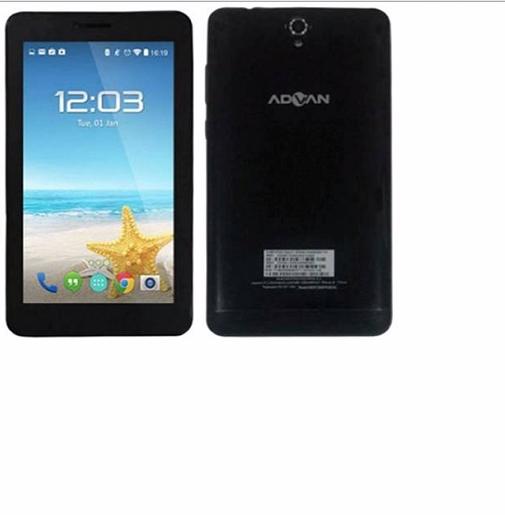 Harga Advan T1S, Spesifikasi Dual SIM GSM Android 4.4 Kitkat