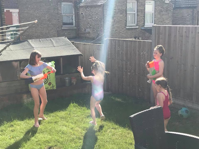 water-fight