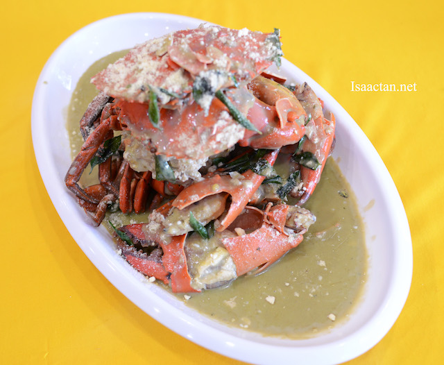 Matcha Cheese Crab-  XL RM98 / XXL RM148