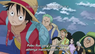 One Piece Episode 753 Subtitle Indonesia